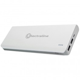 Внешний аккумулятор power bank 10000 MAH Electraline 500333
