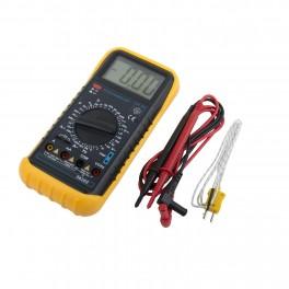 Профессиональный цифровой мультиметр Electraline артикул 58202