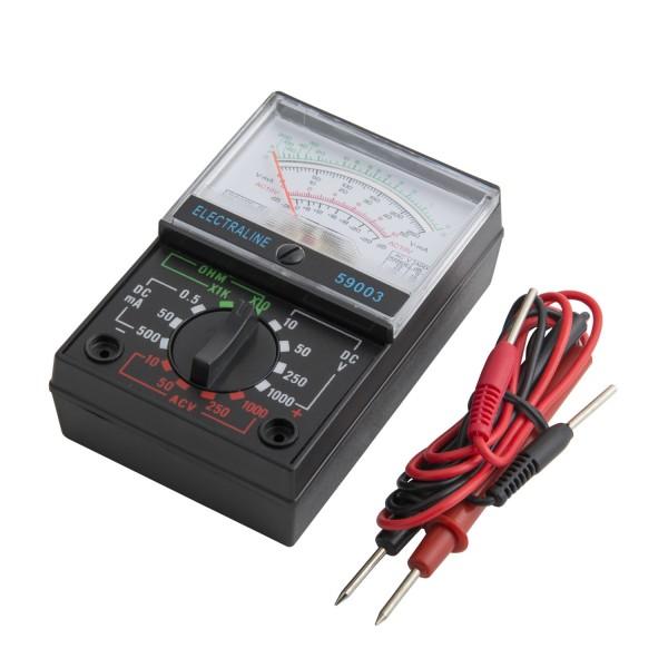 Инструкция аналоговый мультиметром