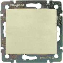 Выключатель без фиксации (кнопка) Legrand Valena 774311