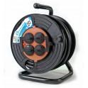 Удлинитель на катушке 20 метров Electraline  49036 кабель 3х2,5 мм2