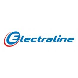 Удлинитель на катушке садовый Electraline на 1 розетку, кабель ПВС 3х1мм2, 25 метров, арт 49082