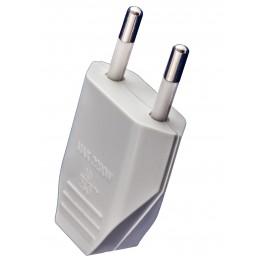 Вилка электрическая Electraline прямой ввод,10 А, 250 В арт.55030