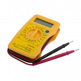 Компактный цифровой мультиметр Electraline артикул 58203